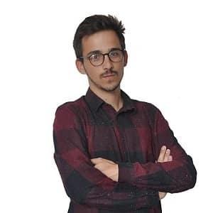 Franek Bielen, Junior Java Developer