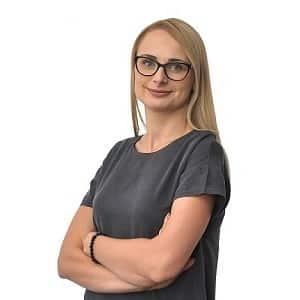 Justyna Paprzycka, FrontEnd Developer at Vavatech