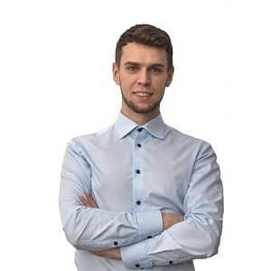 Mateusz Pychewicz, Java Developer at Vavatech
